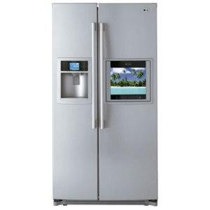 refrigerator tv